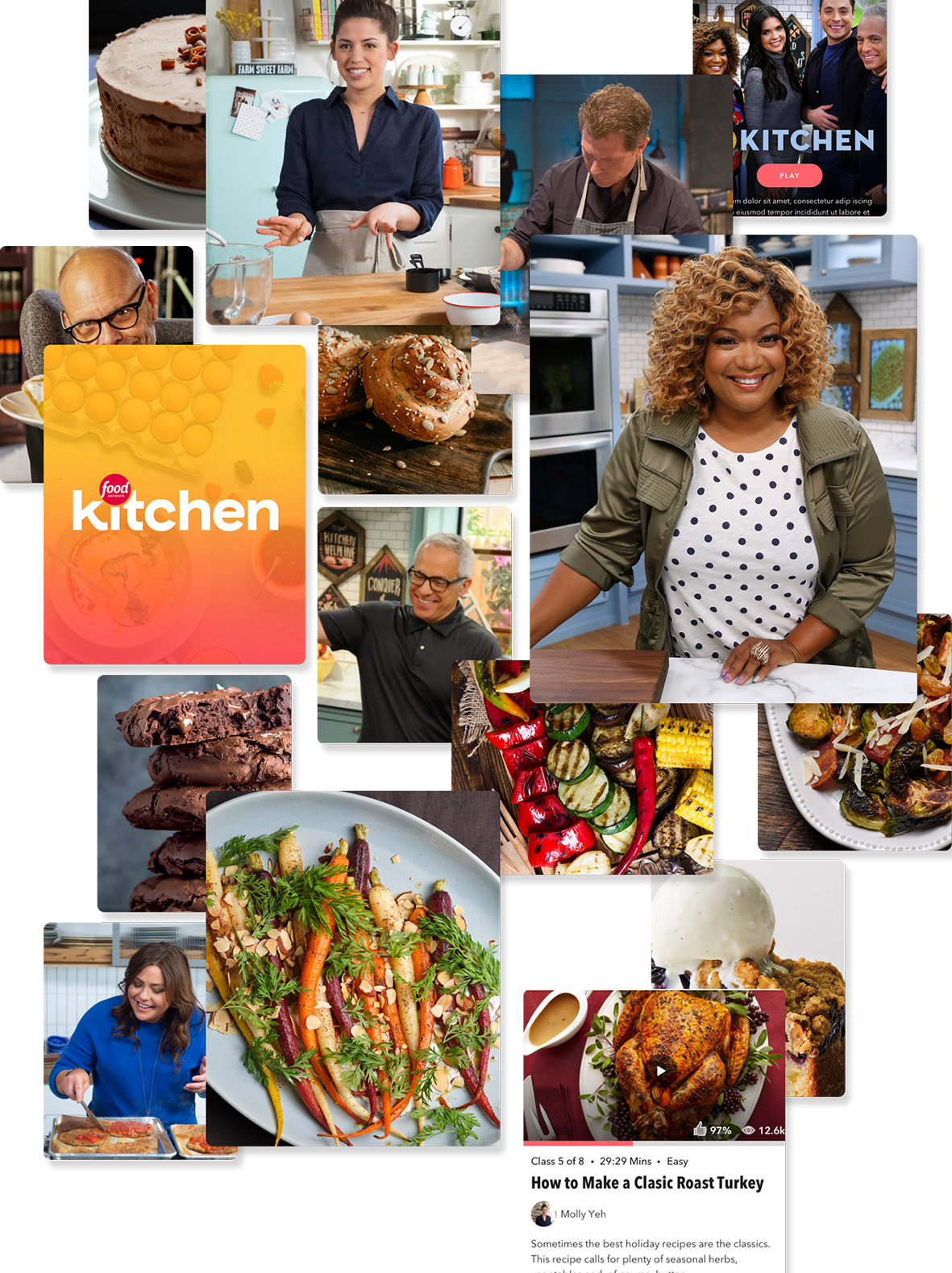 Food Network Kitchen App